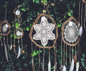 dreamcatcher and nature image
