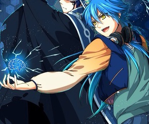 ren, aoba, and dramatical murder image