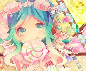 vocaloid, anime, and gumi megpoid image