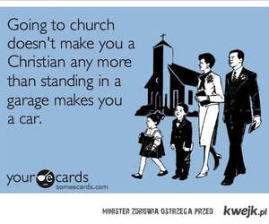 church, christian, and ecards image