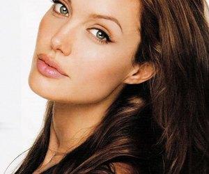 Angelina Jolie, actress, and lips image