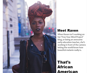 African, american apparel, and model image