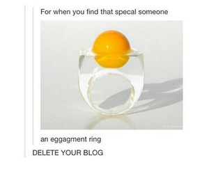egg, food, and funny image