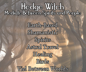 witch and pagan image