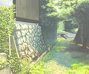 anime scenery image