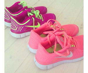 nike, fitness, and love image