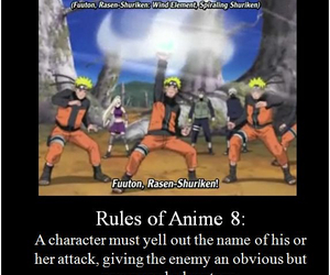 anime rules image