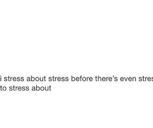 stress, life, and true image
