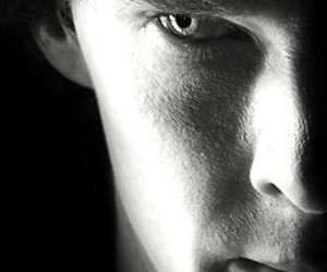 benedict, black and white, and famous image