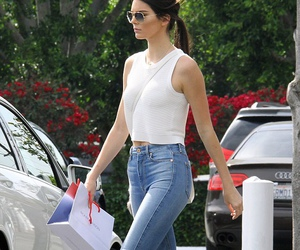 beauty, girl, and kendall jenner image