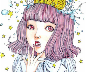 shintaro kago, art, and manga image