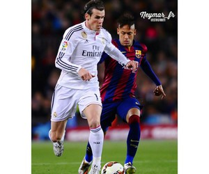 bale, real madrid, and fc barcelona image