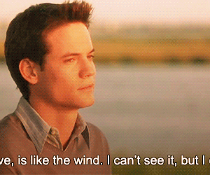 love, A Walk to Remember, and quote image