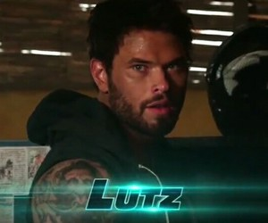 kellan lutz, los mercenarios, and expendables 3 image