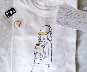 aesthetic, shirt, and tumblr image