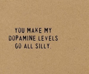 quotes, dopamine, and text image