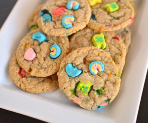 Cookies and lucky charms image