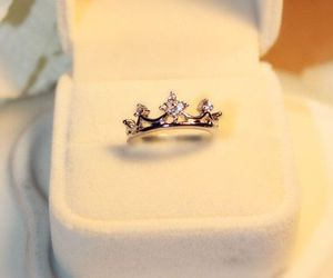 accessories, ring, and love image