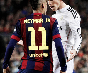 neymar, bale, and real madrid image