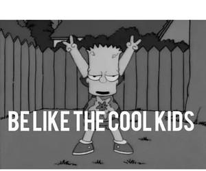 cool, kids, and bart image