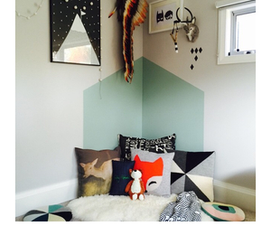 bedroom, boho, and decorate image