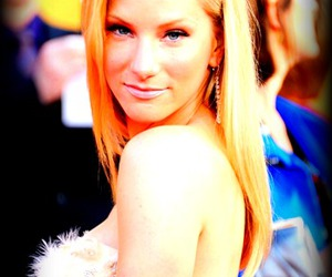 heather morris, glee, and brittany image