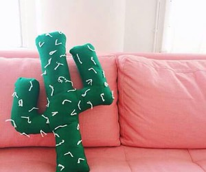 cactus, perfection, and pillow image