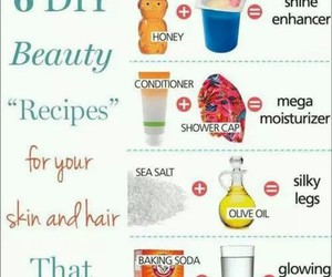 diy, beauty, and hair image