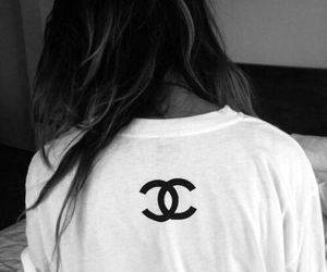 chanel, girl, and hair image