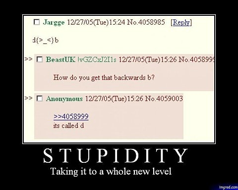 funny, stupidity, and lol image