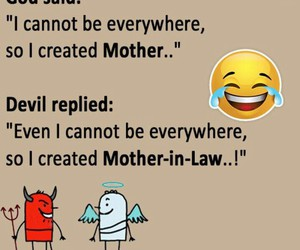 funny, mum, and quote image