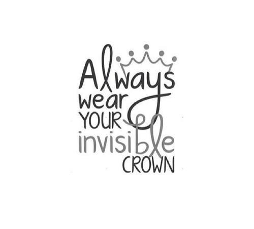 crown, quotes, and always image
