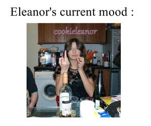 eleanor calder and atual humor de eleanor image