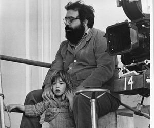 Francis Ford Coppola and Sofia Coppola image