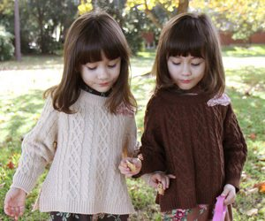 adorable, pretty, and twins image