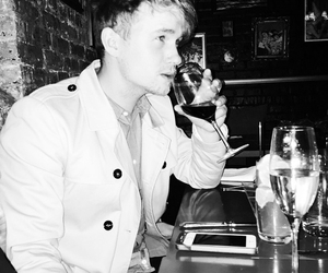 black and white, rixton, and danny wilkin image