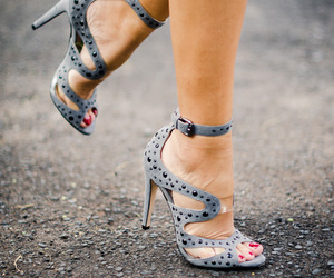 heels, shoes, and girly image