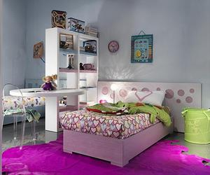 bedroom decorating ideas, girls bedroom ideas, and kids bedroom ideas image