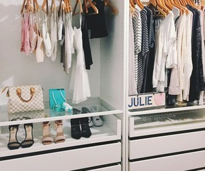 closet, fashion, and outfit image