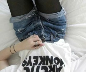 arctic monkeys, grunge, and outfit image