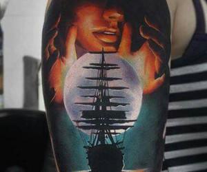 nautical, tattoo, and aleksandr o'kharin image