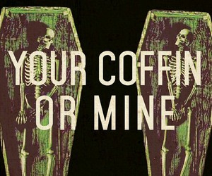 alkaline trio, Lyrics, and blue in the face image