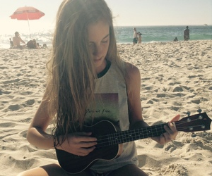 ukelele and perfect time image