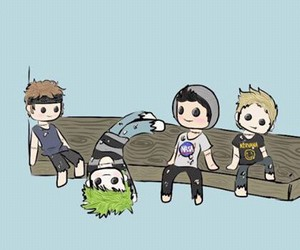 5sos, luke hemmings, and 5 seconds of summer image