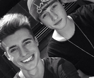 boy, crawford collins, and brothers image