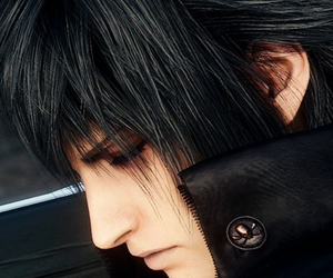 square enix, noctis, and ffxv image