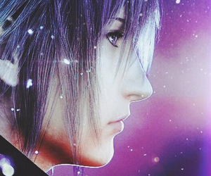 final fantasy, square enix, and noctis image