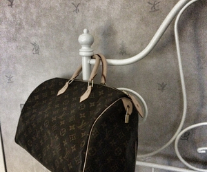 Louis Vuitton, speedy, and LV image