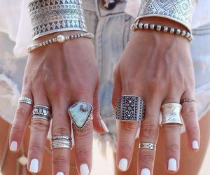 boho, fashion, and accessories image