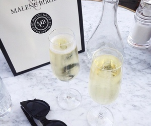 champagne and marlene birger image